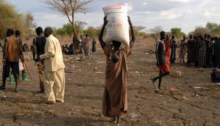 Manca cibo per 108 milioni di persone