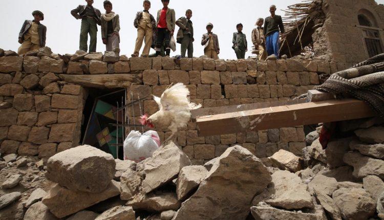 L'Onu e le bombe italiane in Yemen