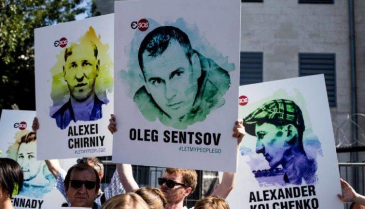 Attivisti ucraini dietro le sbarre