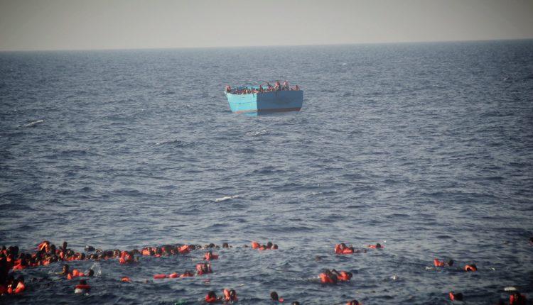 bambini migranti mediterraneo