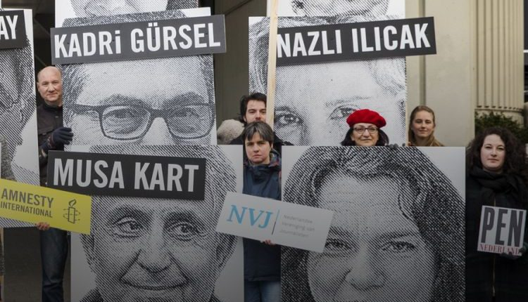 Amnesty: Turchia liberi i giornalisti