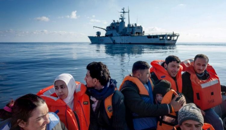 traversata migranti