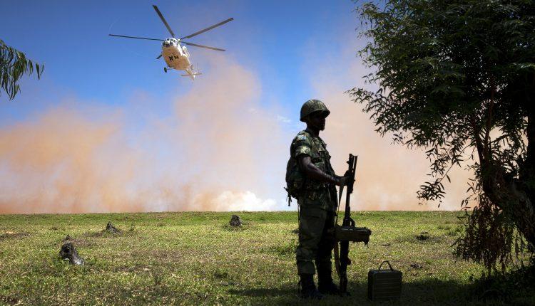 In Congo è guerra senza quartiere