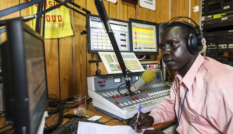 libertà di informazione sud sudan