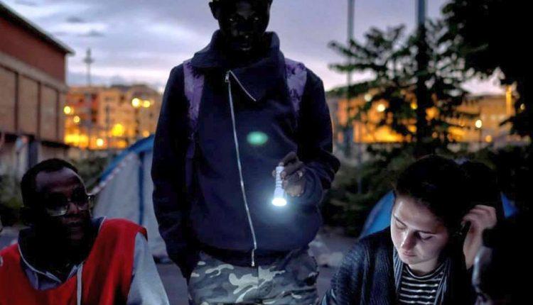 accoglienza migranti roma