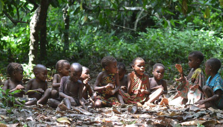 indigeni africani