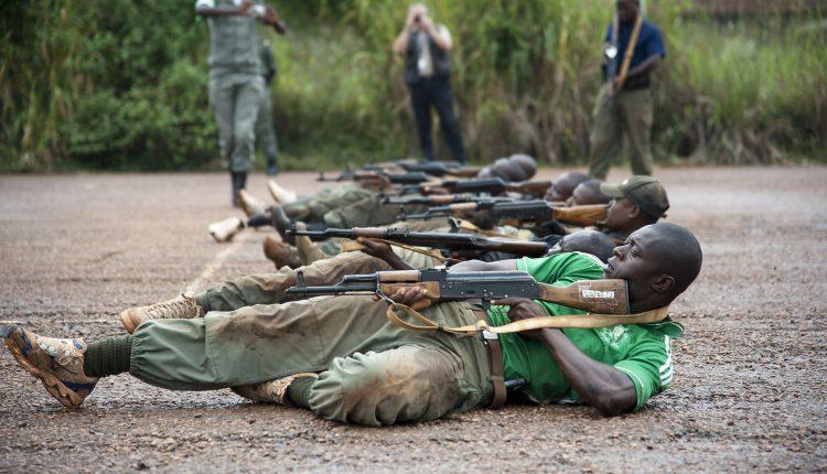 repubblica centrafricana guerra