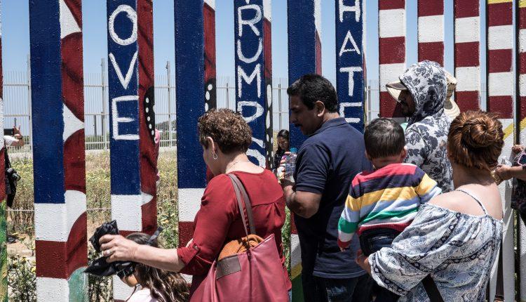 tijuana migranti