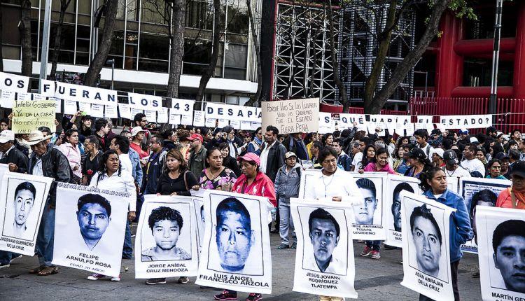 Messico: 43 studenti desaparecidos 3 anni fa