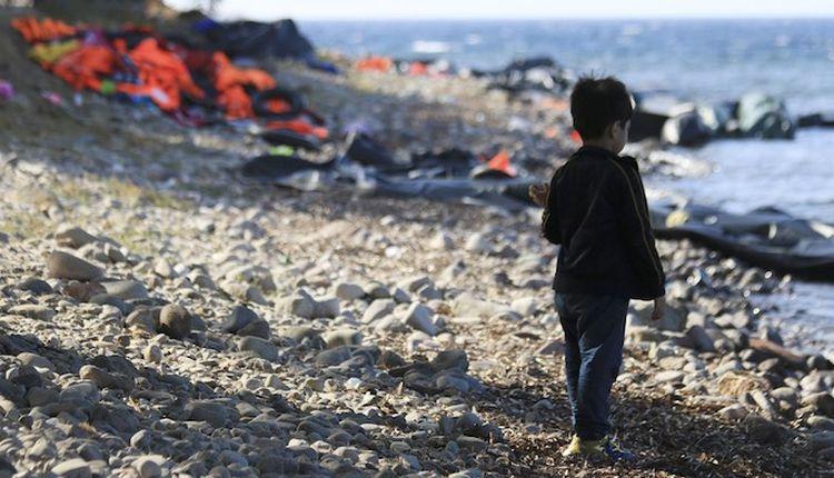 migranti e fame