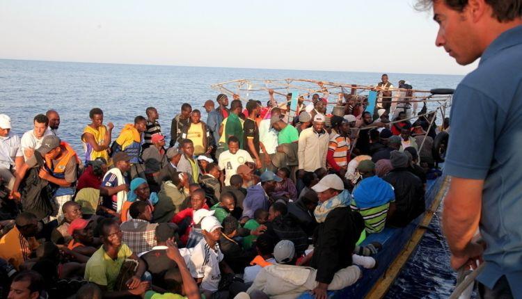 immigrazione Mediterraneo