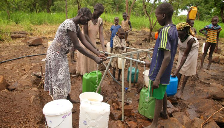 Acqua diritto violato regione di Gambella