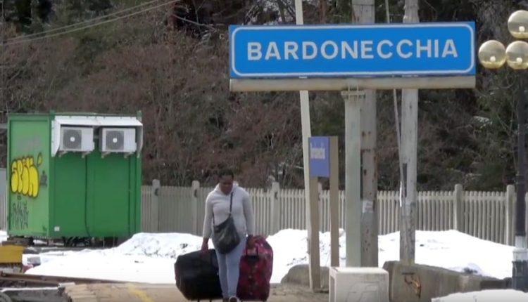 bardonecchia migranti