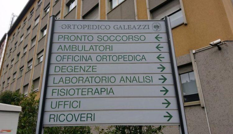 Istituto ortopedico Galeazzi di Milano