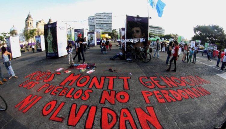 guatemala, manifestazione nella capitale