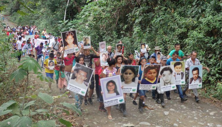 Comunità di pace: vita sotto sfratto a San José de Apartadò, Colombia