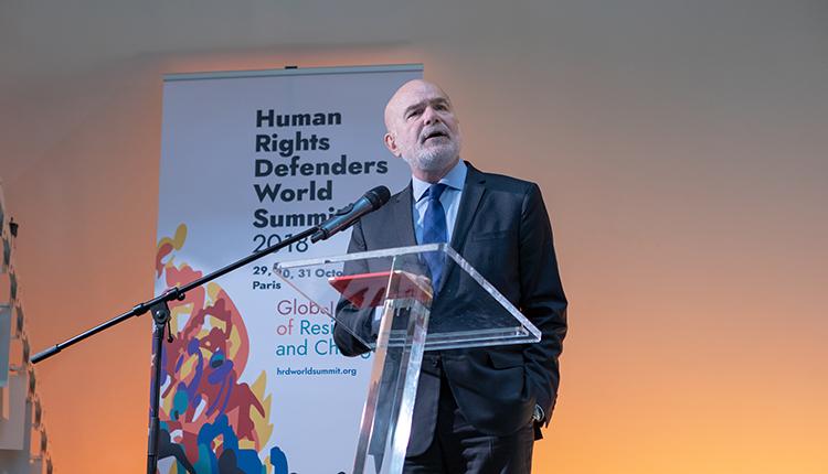 difensori dei diritti umani michel forst