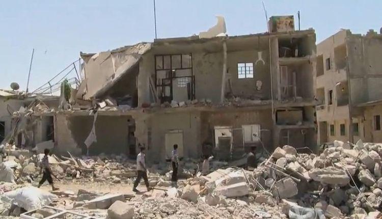 diritti umani violati siria