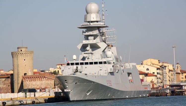 Calendario Marina Militare 2019.Marina Militare Dalla Spezia Al Medio Oriente Per Affari Di