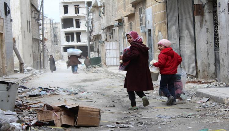 guerra in siria storia
