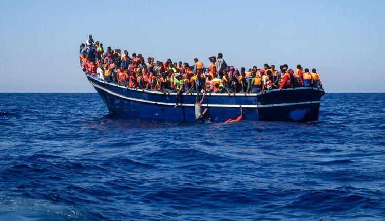 soccorso in mare