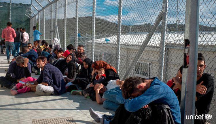 grecia migranti isole
