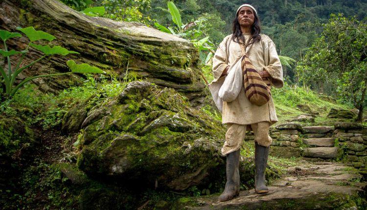 indigeni colombia