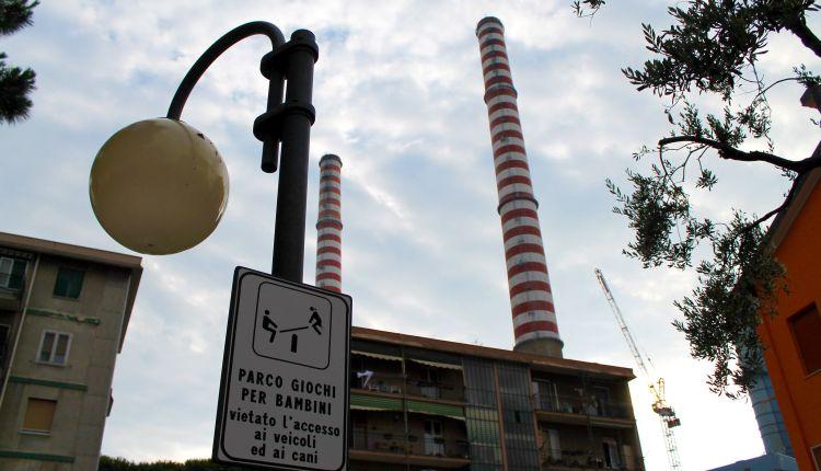 inquinamento da carbone