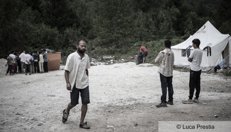 rotta balcanica