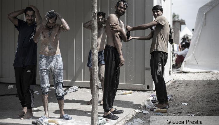 rotta balcanica profughi