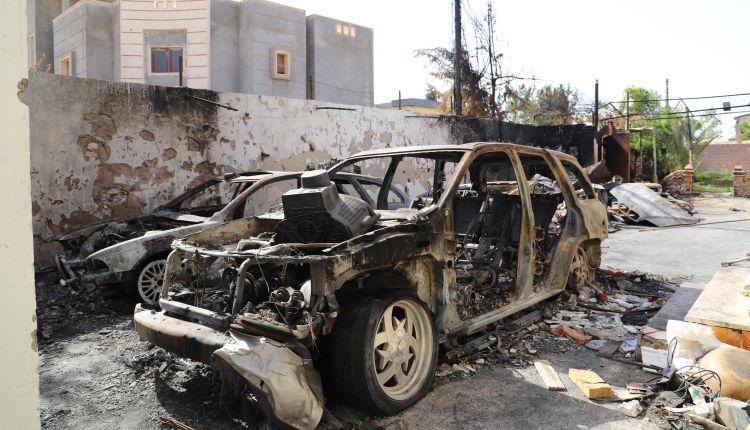guerra in libia 2019
