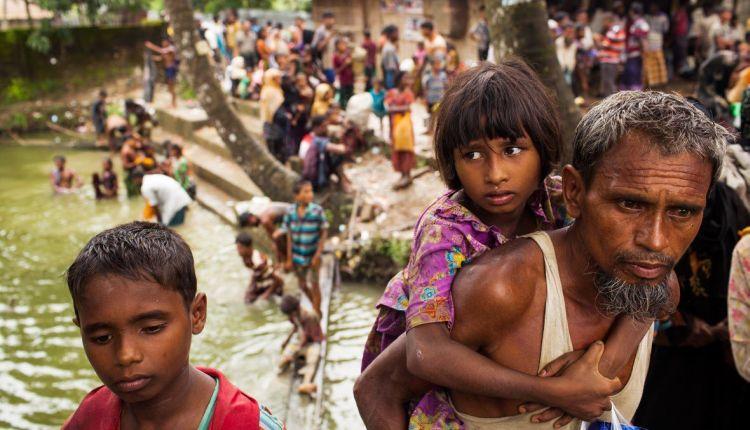rohingya genocidio