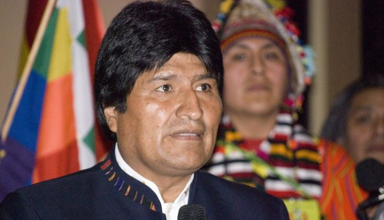 bolivia morales presidente