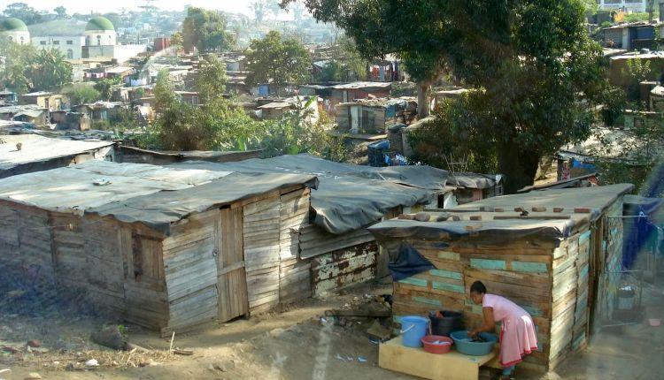 baraccopoli africa