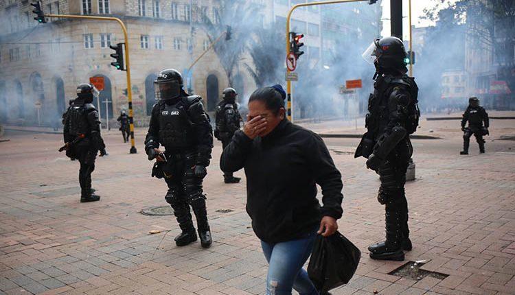 colombia violenza