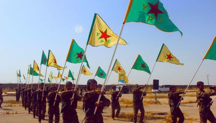 curdi guerra