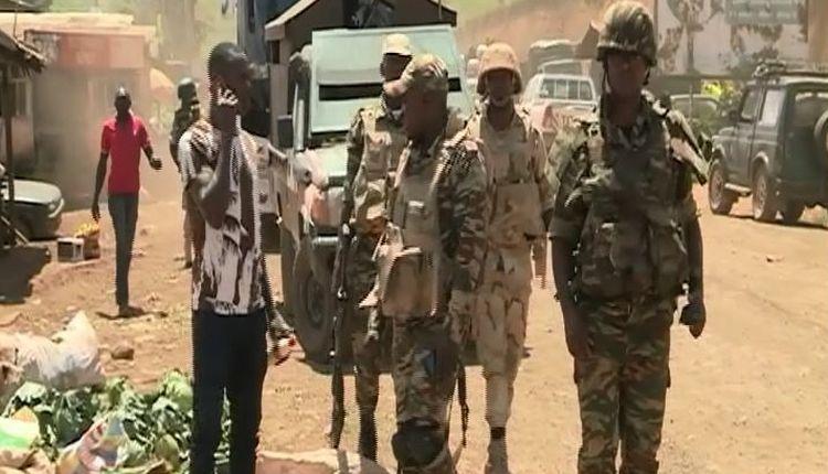 camerun guerra