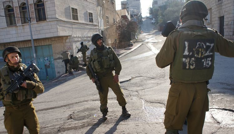 detenzione amministrativa israele