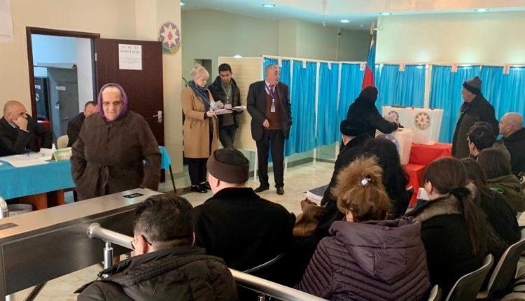azerbaijan elezioni