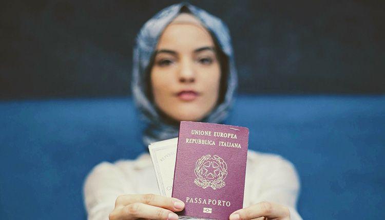 immigrazione in italia tema