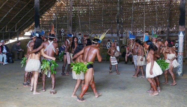 coronavirus indigeni amazzonia