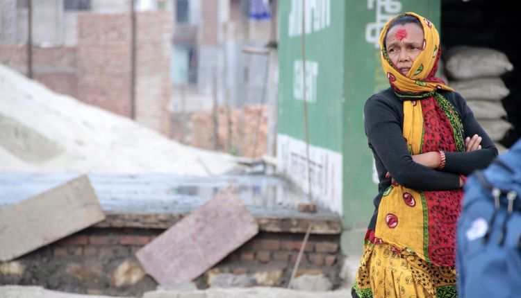 nepalesi donne
