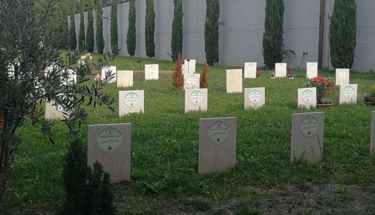 sepoltura dei musulmani