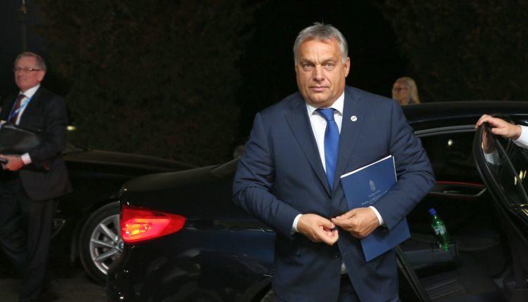 ungheria presidente orban