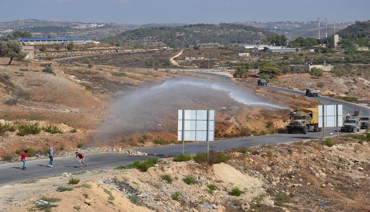 israele palestina oggi