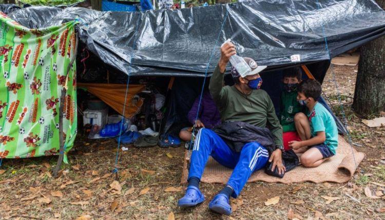 migranti venezuelani emigrazione dal venezuela