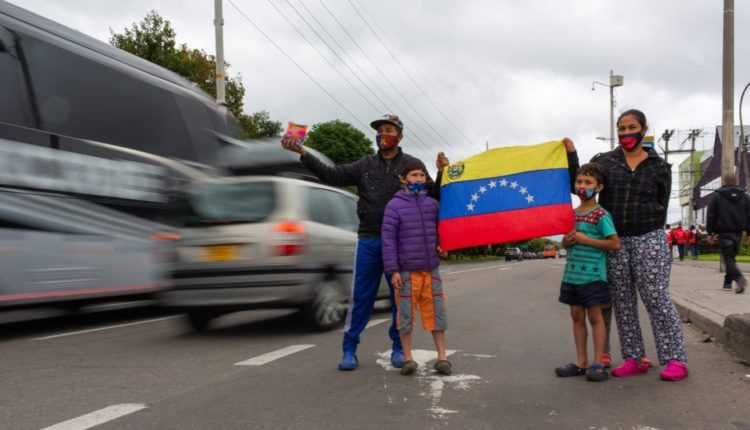 migranti venezuelani