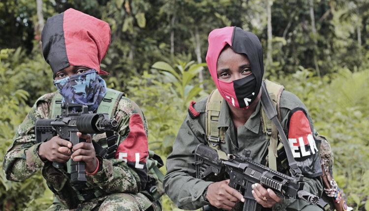 gruppi armati colombiani