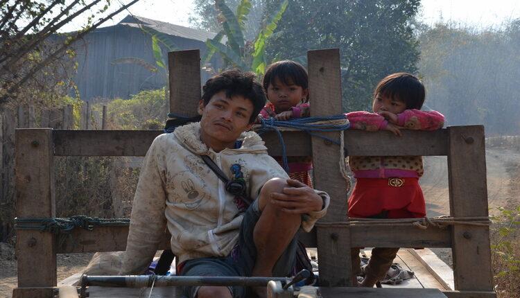 myanmar guerra