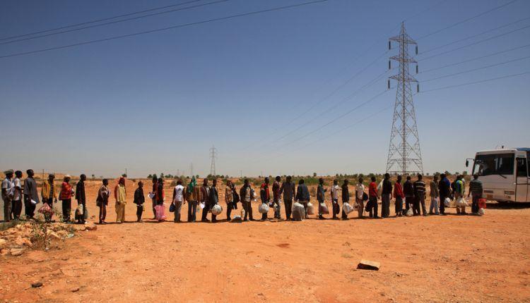 centri di detenzione libici